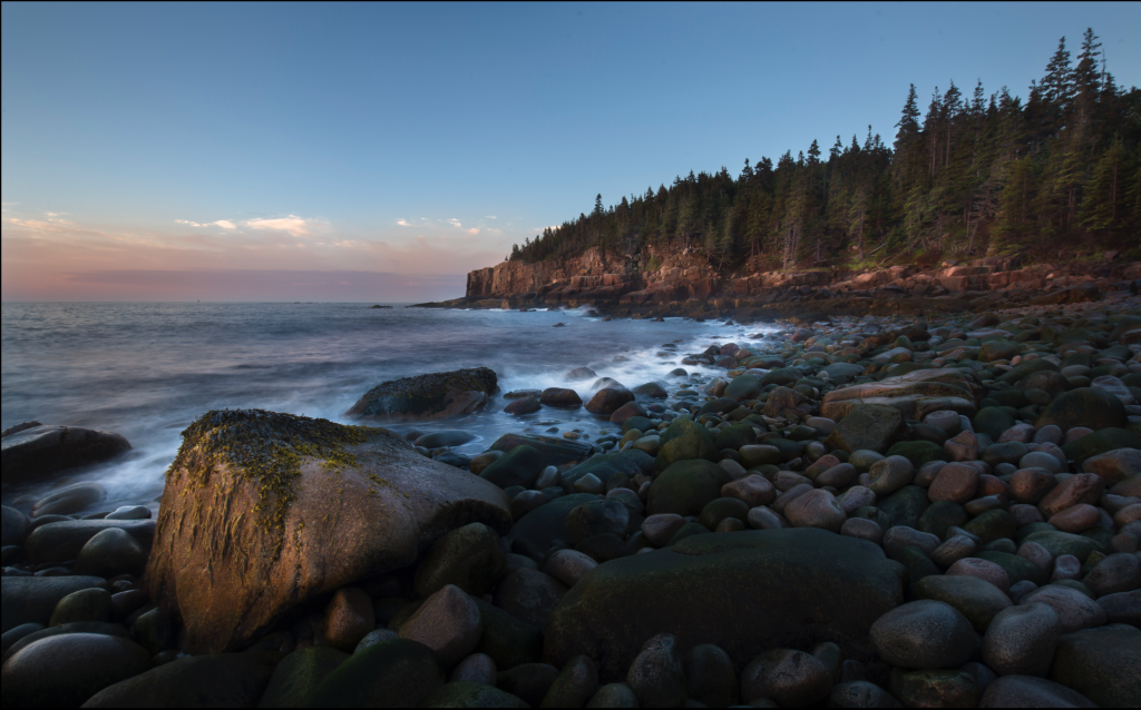 Out of Acadia